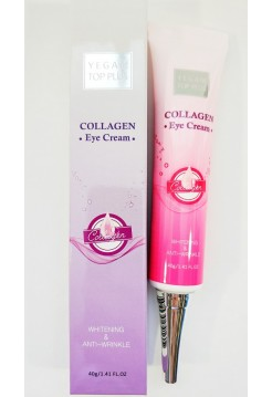 Ye Gam Top Pluse Collagen Eye Cream  40 ml Крем для век с морским коллагеном