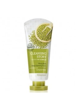 ВЛК Cleansing Story Пенка для умывания Cleansing Story Foam Cleansing (Mung beans)120гр