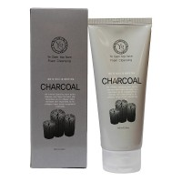 Ye Gam Top Face Charcoal Foam Cleansing 180 ml Пенка с углем